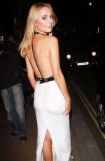 KIMBERLEY GARNER at Rules of Engagement Art Exhibition in London