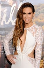 KIMBERLY COLE at Wild Premiere at Ampas Samuel Goldwyn Theater in Beverly Hills