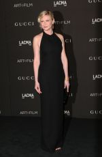KIRSTEN DUNST at 2014 Lacma Art + Film Gala in Los Angeles