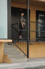 KIRSTEN DUNST Leaves a Gym in Los Angeles 1311