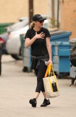 KIRSTEN DUNST Out and About in Los Angeles 1111