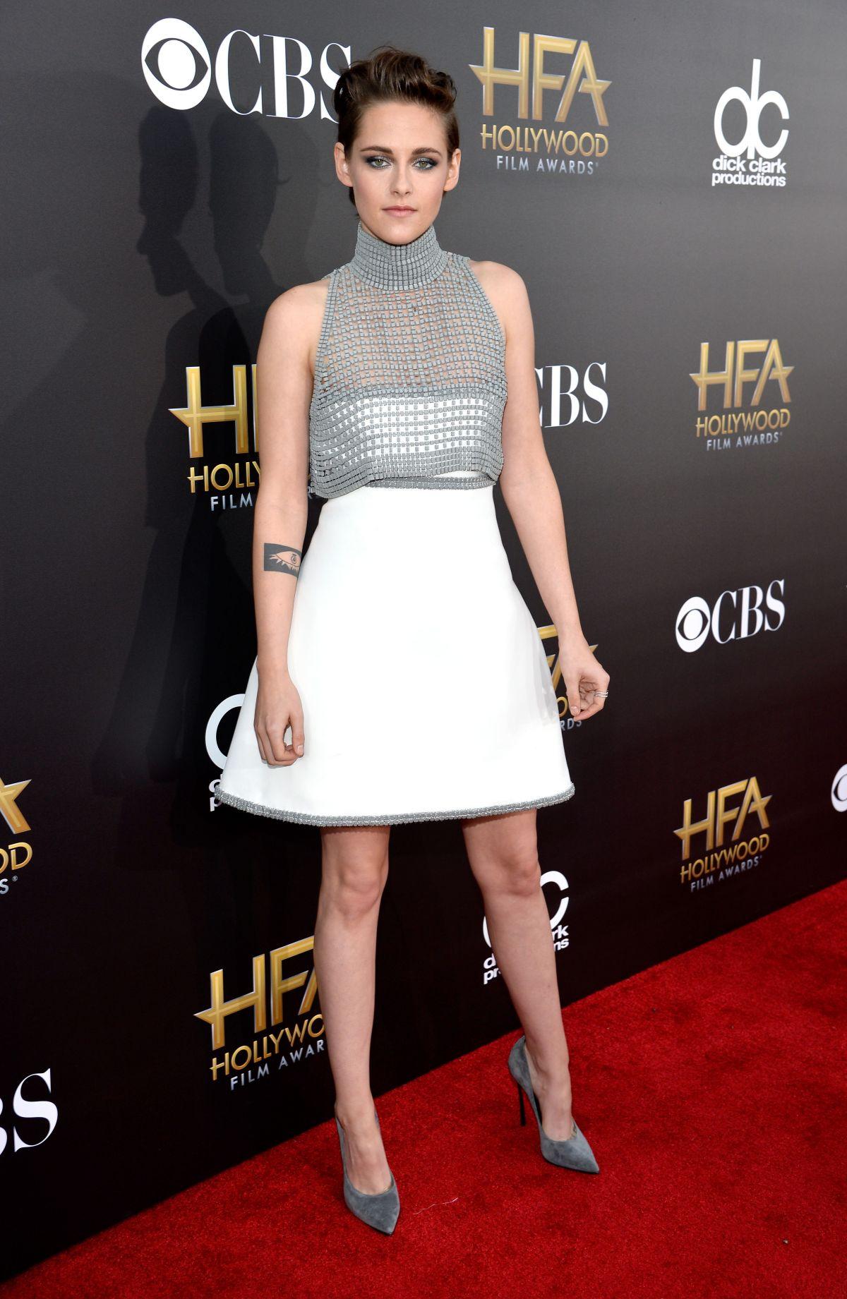 KRISTEN STEWART At 2014 Hollywood Film Awards HawtCelebs