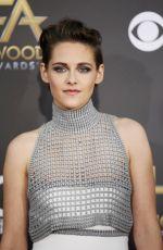 KRISTEN STEWART at 2014 Hollywood Film Awards