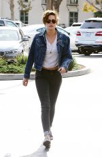 KRISTEN STEWART Out and About in Santa Barbara 1611