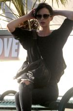 KRYSTEN RITTER Out and About in Los Angeles 0411