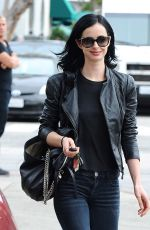 KRYSTER RITTER in Jeans Out and About in Los Angeles 1311