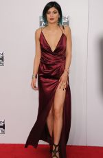 KYLIE JENNER at 2014 American Music Awards in Los Angeles