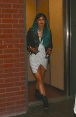 KYLIE JENNER Leaves a Doctors Office in Los Angeles