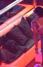 LADY GAGA Dancing at a Club in Paris