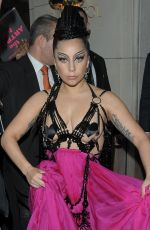LADY GAGA Out and About in Paris
