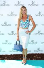 LAURA CSORTAN at Swarovski Garden Party Collection Launch in Sydney