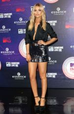 LAURA WHITMORE at MTV Europe Music Awards 2014 in Glasgow