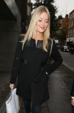 LAURA WHITMORE Out and About in London 2910
