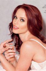 LAUREN BRANT in Maxim Magazine, Australia December 2014 Issue