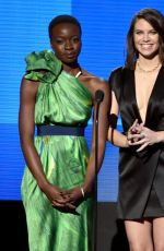 LAUREN COHAN at 2014 American Music Awards in Los Angeles
