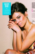 LAUREN COHAN in Stndrd Magazine #5 2014 Issue