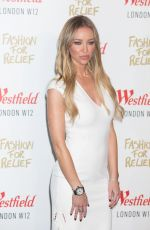 LAUREN POPE at Fashion for Relief Pop-up Store Launch at Westfield in London
