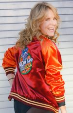 LEA THOMPSON at Dancing with the Stars Rehearsal in Hollywood