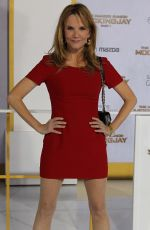 LEA THOMPSON at The Hunger Games: Mockingjay – Part 1 Premiere in Los Angeles