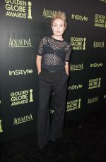 LEAH PIPES at Hfpa & Instyle Celebrate 2015 Golden Globe Award Season