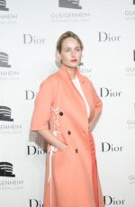 LEELEE SOBIESKI at Guggenheim Young Collectors Party in New York