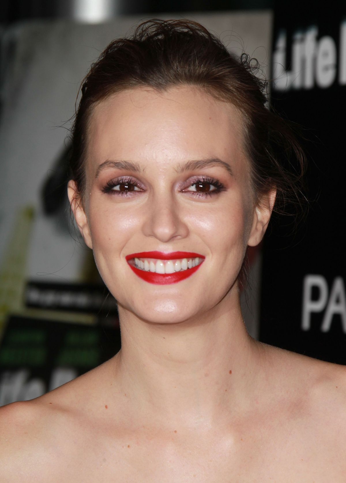 LEIGHTON MEESTER at Life Partners Premiere in Hollywood