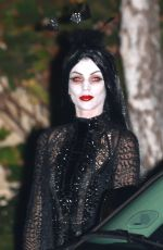 LIBERTY ROSS at Kate Hudson's Halloween Bash in Brentwood