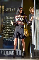 LIBERTY ROSS Leaves Barneys in New York