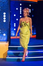 LILY ALLEN at Jonathan Ross Show