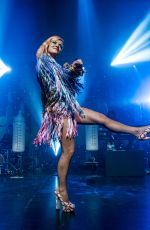 LILY ALLEN Performs at the 02 Academy in Birmingham