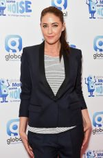 LISA SNOWDON at Global Make Some Noise Event at Supernova in London