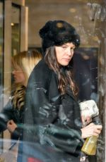 LIV TYLER Out and About in Notting Hill Gate