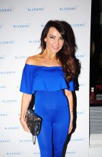LIZZIE CUNDY at Bbluedird Chelsea Launch Party