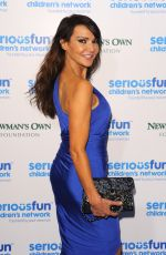 LIZZIE CUNDY at Seriousfun Gala in London