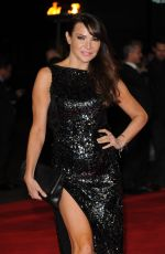 LIZZIE CUNDY at The Hunger Games: Mockingjay Part 1 Premiere in London