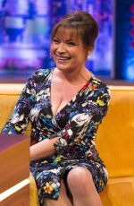 LORRAINE KELLY at Jonathan Ross Show