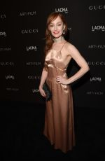 LOTTE VERBEEK at 2014 Lacma Art + Film Gala in Los Angeles