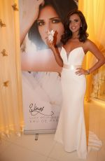 LUCY MECKLENBURGH at Her Wings Perfume Launch in London