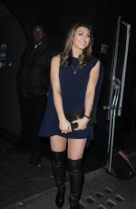 LUISA ZISSMAN at Now Christmas Party in London