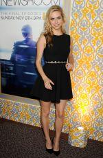 MARGARET JUDSON at Newsroom Season 3 Premiere in Hollywood