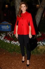 MARIA MENOUNOS at Brands 7th Annual Christmas Tree Lighting Show in Glendale