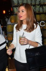 MARIA MENOUNOS at Ciroc Pineapple Event in Los Angeles