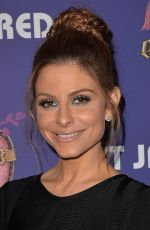 MARIA MENOUNOS at Just Jared's Homecoming Dance in Los Angeles