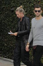 MARIA SHARAPOVA and Grigor Dimitrov Aut in Beverly Hills 1311