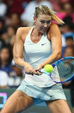 MARIA SHARAPOVA at Coca-Cola International Premier Tennis League