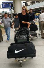 MARIA SHARAPOVA at Los Angeles International Airport 1111