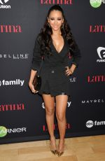 MELANIE IGLESIAS at Latina Magazine's 30 Under 30 Party in West Hollywood