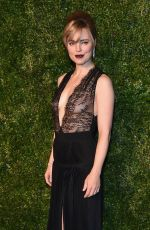 MELISSA GEORGE at 2014 Cfda/Vogue Fashion Fund Awards in New York