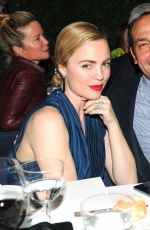 MELISSA GEORGE at Project Perpetual Inaugural Dinner and Auction in New York