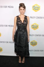 MIAMA MITCHELL at Paley Center for Media 2014 LA Benefit Gala